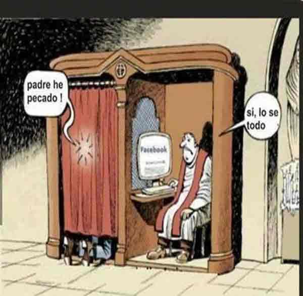 chiste facebook