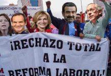no reforma laboral