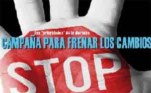 stop derecha