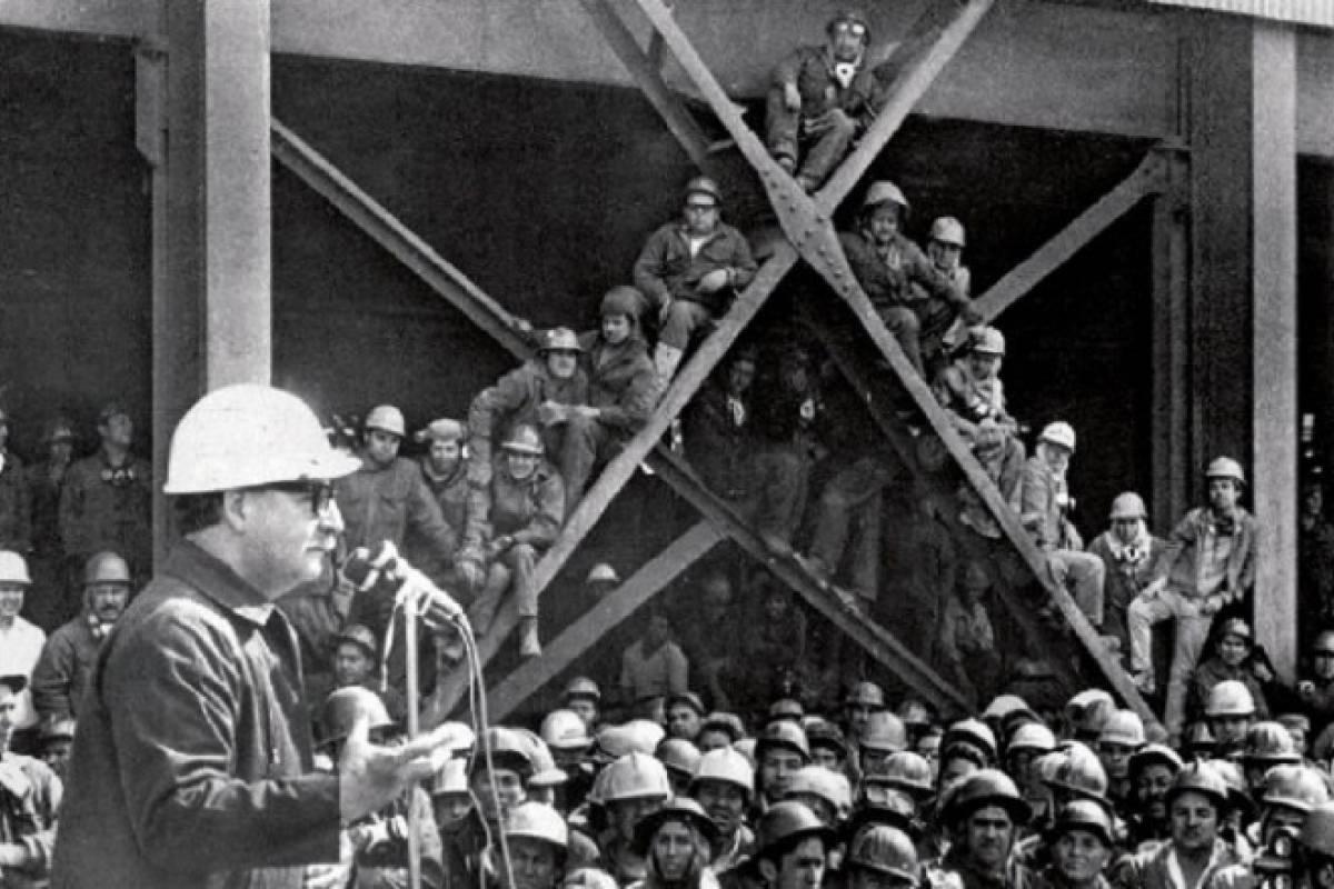 Nacionalización  del Cobre: El Legado Imperecedero de Salvador Allende
