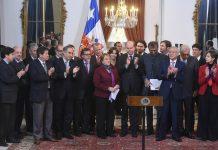 Declaracion Bachelet fallo La Haya