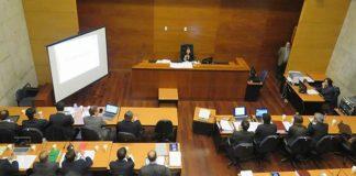audiencia formalización Penta