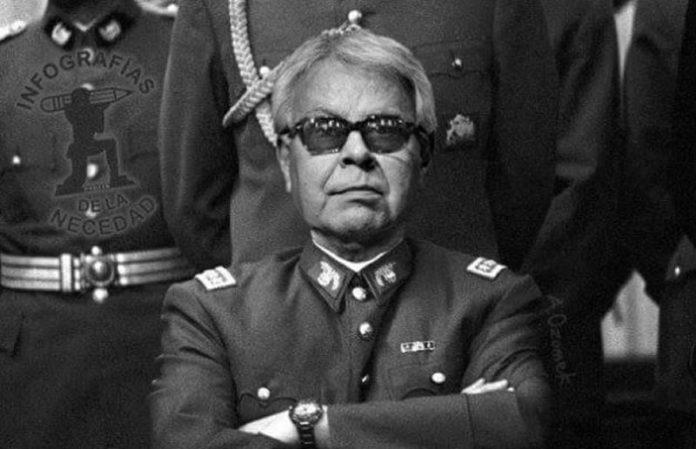 Felipe González y Pinochet