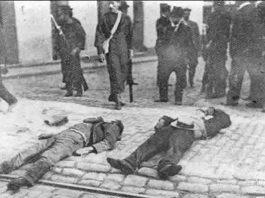 masacre valparaíso