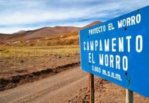 proyecto el morro Goldcorp
