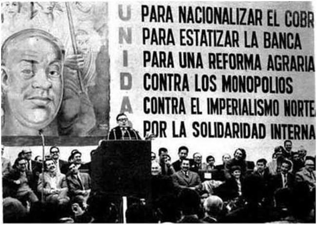 Nacionalización del Cobre: El Legado Imperecedero de Salvador ...