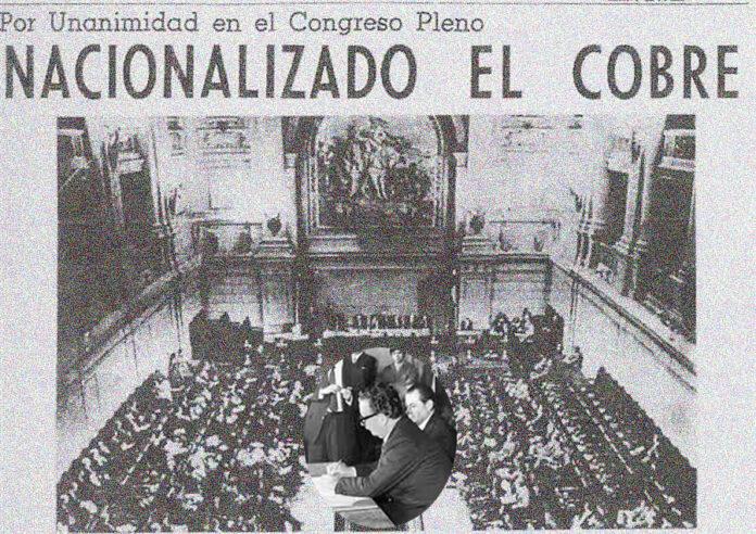 A 49 Años: La Nacionalización del Cobre, el 'Estallido Social' y la Pandemia