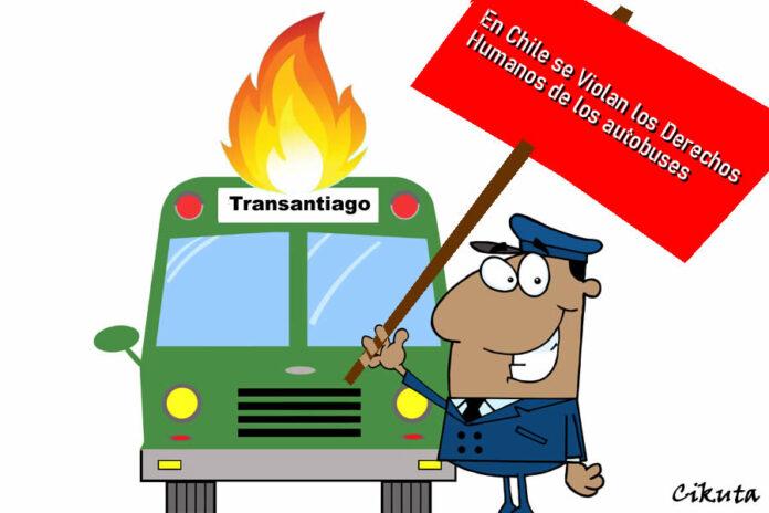 Derechos humanos de los autobuses
