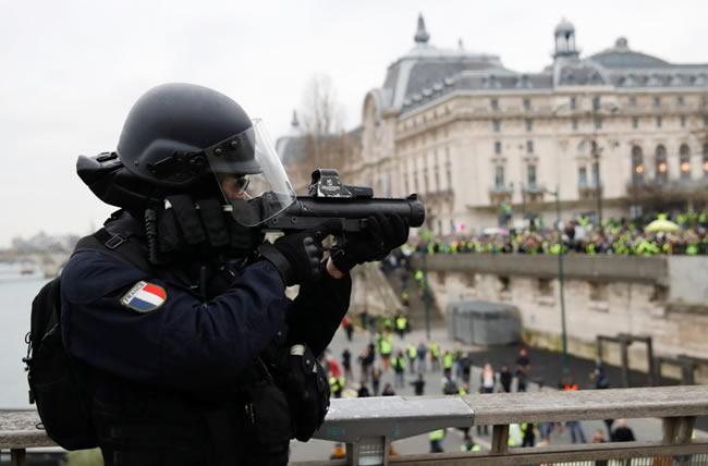 Francia violencia policial