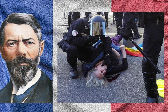Max Weber y violencia policial