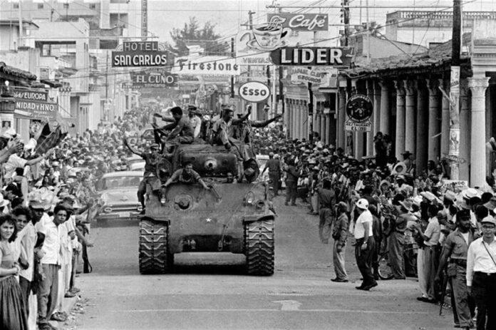1 enero 1959: Cae Batista, Triunfa la Revolución