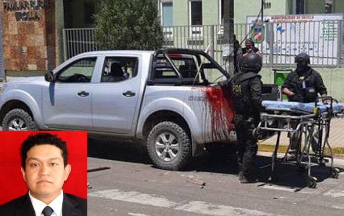 agresión pueblo mapuche, muere Luis Morales Balcazar, PDIuere