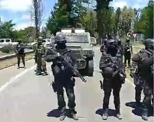 agresión_pueblo_mapuche masiva invasión policial