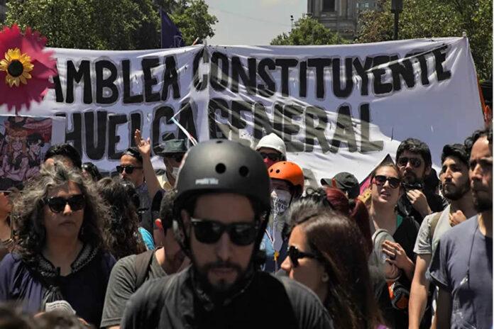 Chile entre el Plebiscito y la Elección de Convencionales Constituyentes