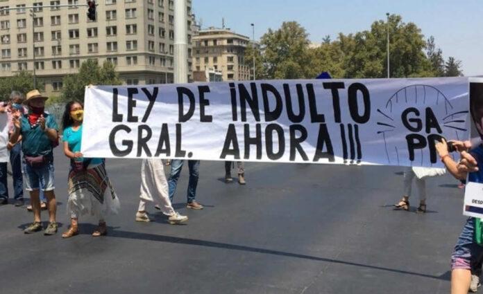 Comisión de Derechos Humanos del Senado Aprobó Legislar Indulto a Presos Políticos de la Revuelta