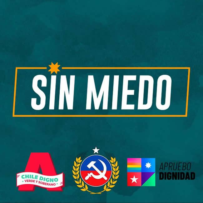 """Daniel Jadue, partido comunista de Chile: : """"Que la Dignidad se Haga Costumbre y Constitución"""""""