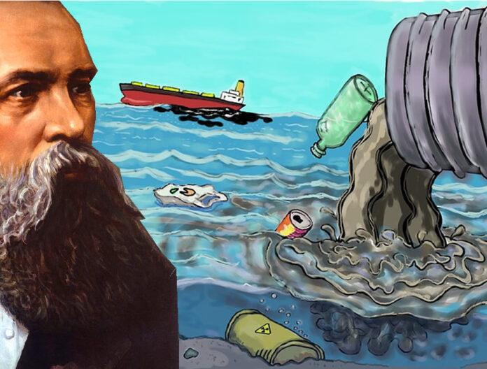 La Dialéctica de la Naturaleza de Engels en el Antropoceno