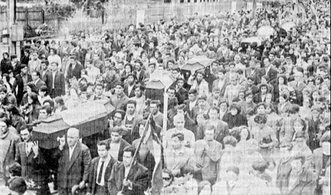 Masacre de San Gregorio: Dos Miradas a una Tragedia que la Historia no Quiere Recordar