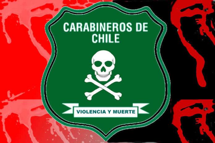 Asesinatos de Carabineros : Mil Razones para Terminar con Carabineros de Chile