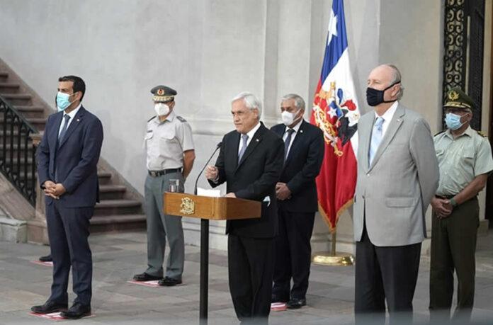 Aunque No Sabe Cómo: Piñera Apuesta por Militarizar del Conflicto de la Araucanía