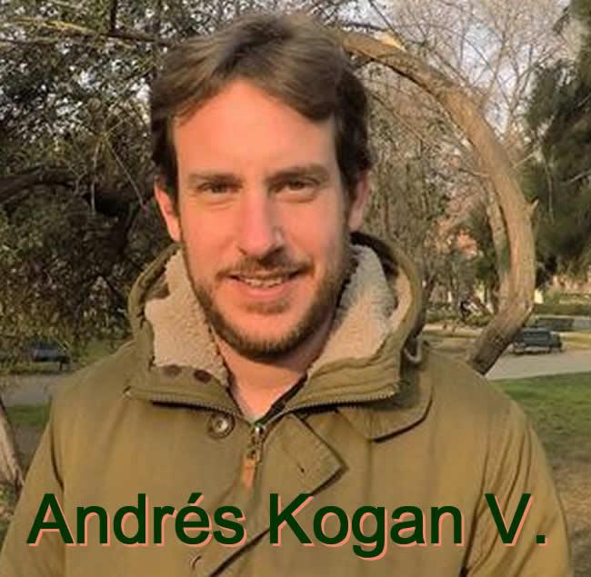 Andrés Kogan V.; Gobernaciones Socioambientales para Chile