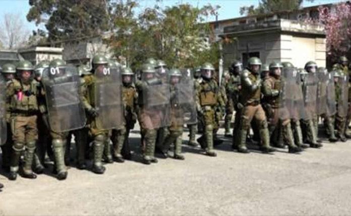 La Cínica Condena a la Violencia del Partido del Orden