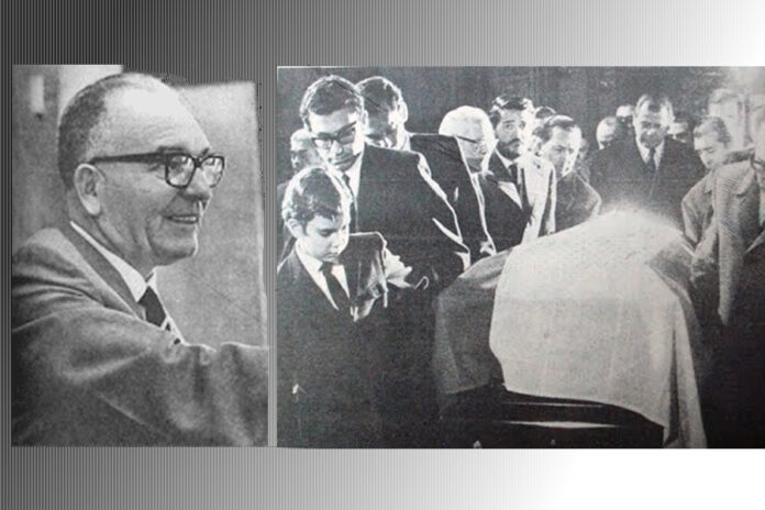 Momento Histórico Bisagra: El Asesinato de Edmundo Pérez Zujovic