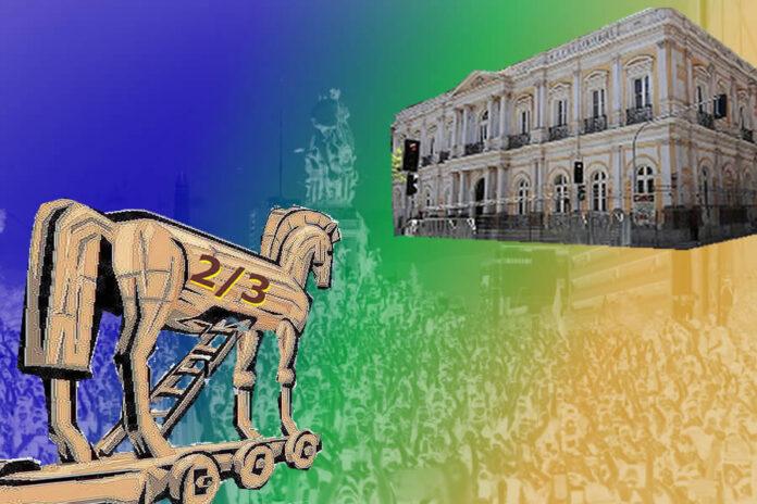 La Norma de los Dos Tercios: el Potro de la Constituyente