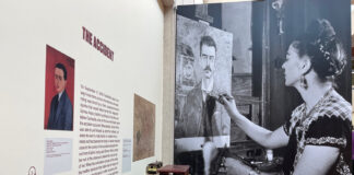 La Inmensidad de Frida Kahlo lo Abarca e Ilumina Todo