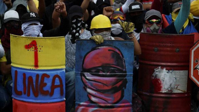 Colombia en su Laberinto: Tras un Mes de Estallido Social