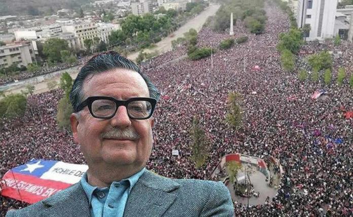 Allende: Latinoamericano, Antimperialista y Solidario