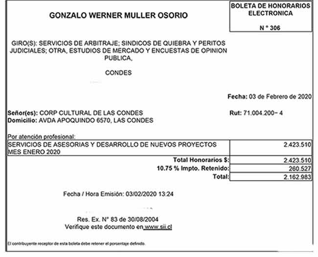 Lavín: El Alcalde de La Esconde