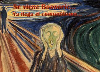 """Campaña del Terror y """"Desgobierno"""" de la Izquierda"""
